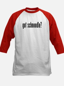 GOT SCHNOODLE Kids Baseball Jersey