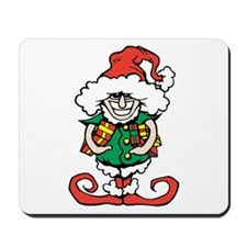 Christmas Elf Mousepad