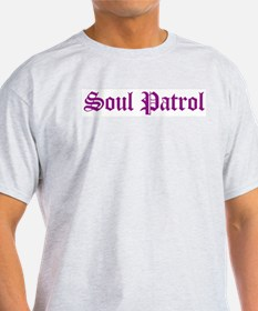 Old E Soul Patrol Ash Grey T-Shirt