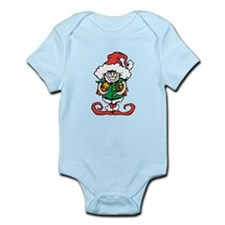 Christmas Elf Infant Bodysuit