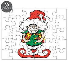 Christmas Elf Puzzle
