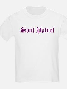 Old E Soul Patrol Kids T-Shirt