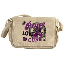 Peace Love Cure 2 Anorexia Shirts Gifts Messenger