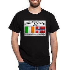 Irish  Norwegian Parts T-Shirt