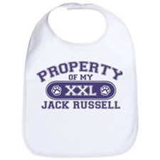 Jack Russell PROPERTY Bib