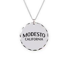 Modesto California Necklace