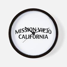Mission Viejo California Wall Clock