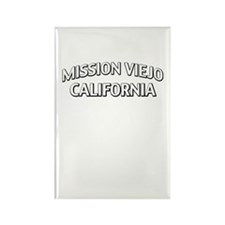 Mission Viejo California Rectangle Magnet