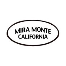 Mira Monte California Patches