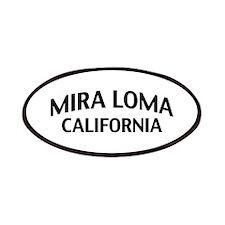 Mira Loma California Patches