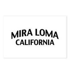 Mira Loma California Postcards (Package of 8)