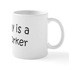 Mommy is a Social Worker Coffee Mug