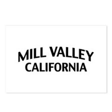 Mill Valley California Postcards (Package of 8)