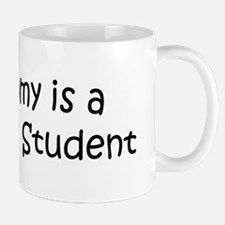 Mommy is a Paralegals Student Mug