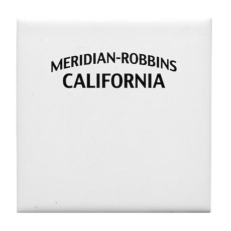 Meridian-Robbins California Tile Coaster