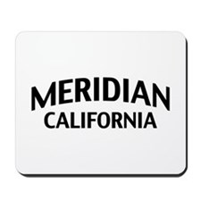 Meridian California Mousepad