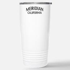 Meridian California Travel Mug