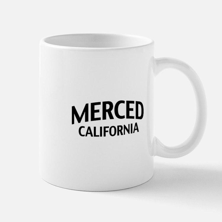 Merced California Mug
