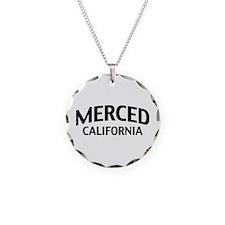 Merced California Necklace