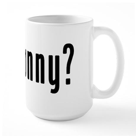 GOT BUNNY Large Mug