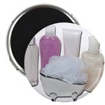 Lotion Cream Scrubber Tub Magnet
