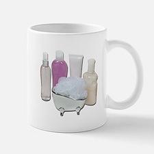Lotion Cream Scrubber Tub Mug