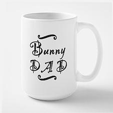 Bunny DAD Mug