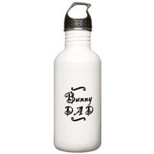 Bunny DAD Water Bottle