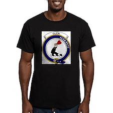 Glen  Clan Badge T-Shirt