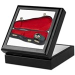 Music Case Hat Full Money Keepsake Box