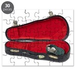 Music Case Hat Full Money Puzzle