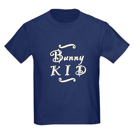 Bunny KID Kids Dark T-Shirt