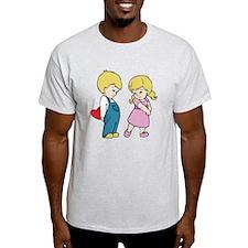 Kid's Valentine T-Shirt