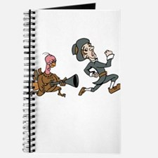 Turkey Chasing Pilgrim Journal