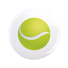 "Tennis 3.5"" Button"