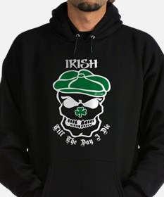 IRISH Till The Day I Die Hoodie (dark)