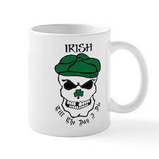 IRISH Till The Day I Die Mug