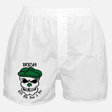 IRISH Till The Day I Die Boxer Shorts