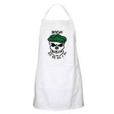 IRISH Till The Day I Die Apron