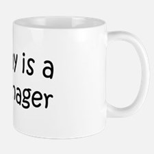 Mommy is a Sales Manager Mug