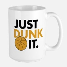 JUST DUNK IT. Mug