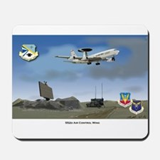 552 Air Control Wing Mousepad