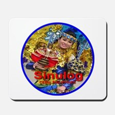 Sinulog, Cebu, Philippines Mousepad