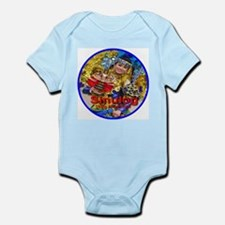Sinulog, Cebu, Philippines Infant Bodysuit