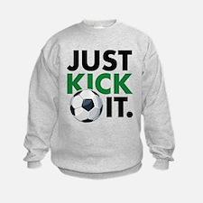 JUST KICK IT. Jumper Sweater