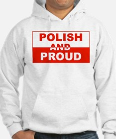 Polish and Proud-II Hoodie