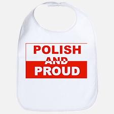 Polish and Proud-II Bib