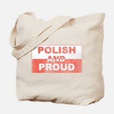 Polish and Proud-III Tote Bag