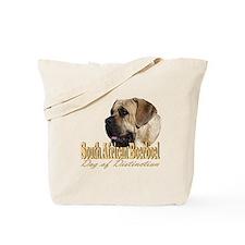 Boerboel Dog of Distinction Tote Bag