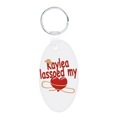 Kaylea Lassoed My Heart Keychains